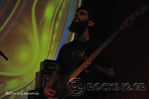 No Trip Mechanoid Ape, Athens, Greece, 08/05/15