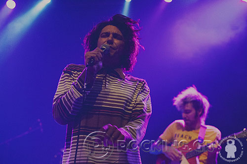 The Growlers, Athens, Greece, 16/04/15