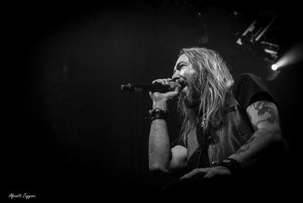 Hammerfall, Athens, Greece, 13/12/15