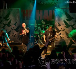 The Haunted, Acid Death @ Κύτταρο, 14/03/15