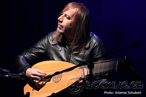 Jozef van Wissem, Athens, Greece, 18/02/15