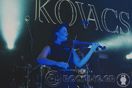 Kovacs, Athens, Greece, 24/04/15
