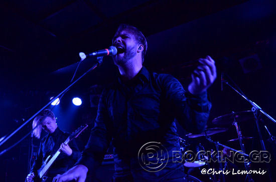 Leprous, Athens, Greece, 21/09/15