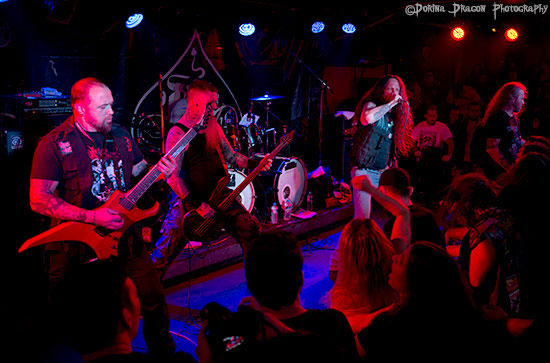 Malevolent Creation, Athens, Greece, 11/11/15