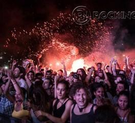 Rockwave Festival (Manu Chao La Ventura, Baildsa, Fundracar, Les SkartOi, DJ Spery) @ TerraVibe Park, 21/07/15