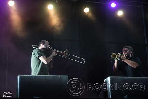 Baildsa @ Rockwave Festival, Athens, Greece, 21/07/15