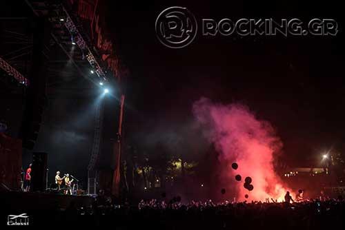 Crowd @ Rockwave Festival, Athens, Greece, 21/07/15