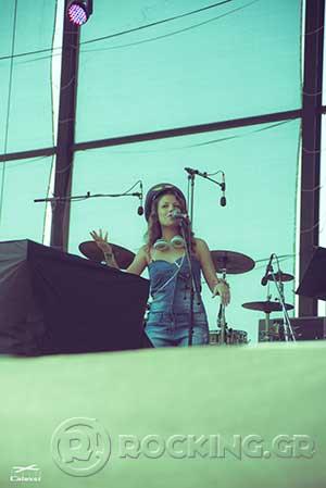 DJ Spery @ Rockwave Festival, Athens, Greece, 21/07/15