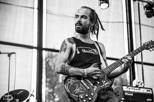 Fundracar @ Rockwave Festival, Athens, Greece, 21/07/15