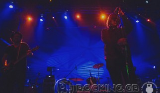 Mark Lanegan Band live σε Αθήνα και Θεσσαλονίκη, 19-20/03/15