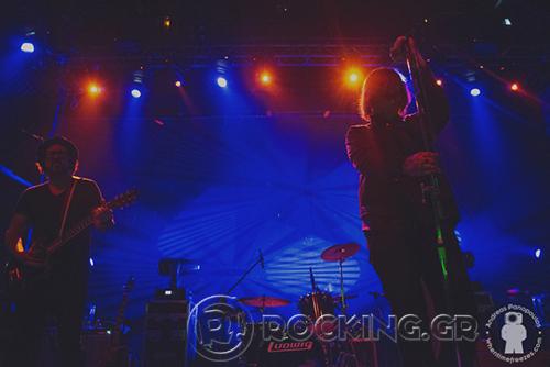 Mark Lanegan Band, Athens, Greece, 19/03/15