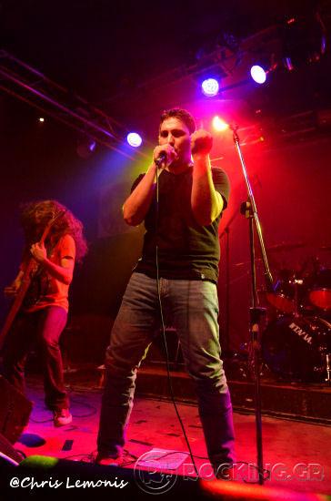 War Dance, Athens, Greece, 27/09/15