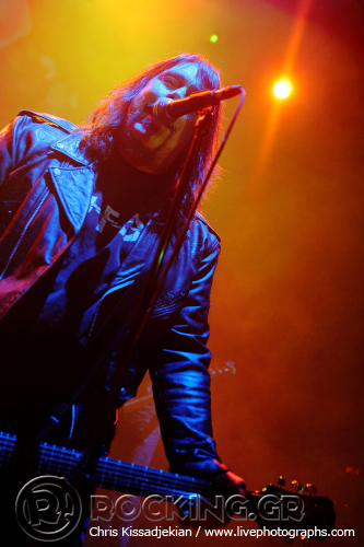 Monster Magnet, Athens, Greece, 30/01/15