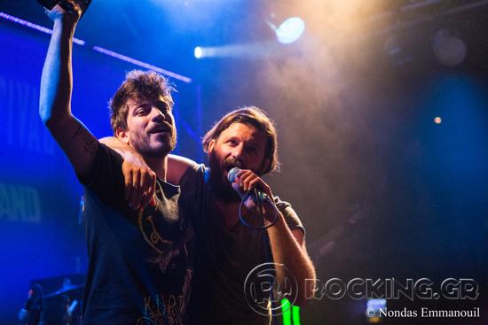 Mr. Highway Band, Athens, Greece, 29/03/15