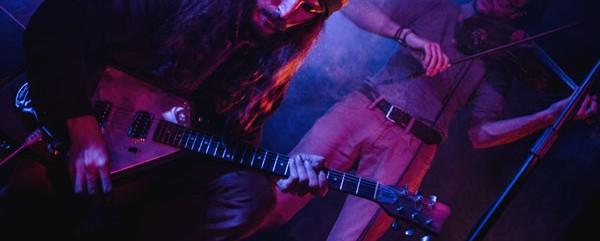 The Myrrors, Cyanna Mercury @ Death Disco, 15/10/15