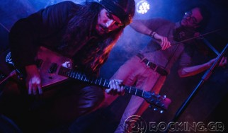 The Myrrors, Cyanna Mercury @ Death Disco, 15/10/15