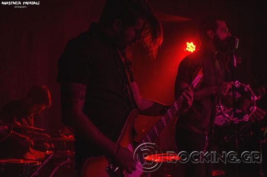 Cyanna Mercury, Athens, Greece, 15/10/15