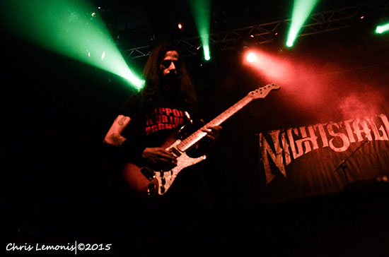 Nightstalker, Athens, Greece, 24/10/15