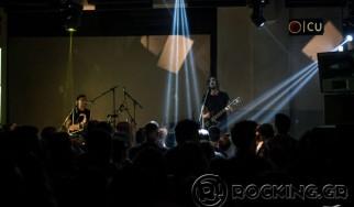 The Noise Figures, My Drunken Haze @ Ρομάντσο, 01/10/15