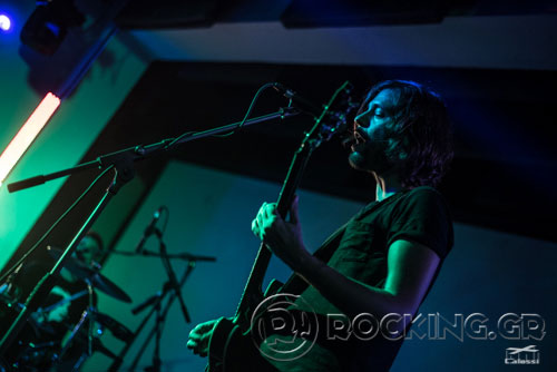The Noise Figures, Athens, Greece, 01/10/2015