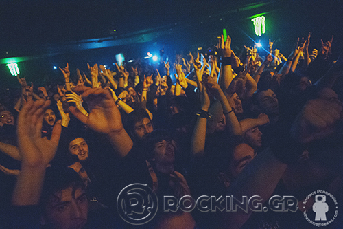 Crowd, Athens, Greece, 20/03/15