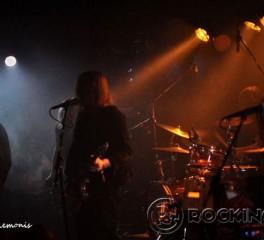 Oranssi Pazuzu, DreamLongDead, Mogg @ An Club, Αθήνα, 10/05/15