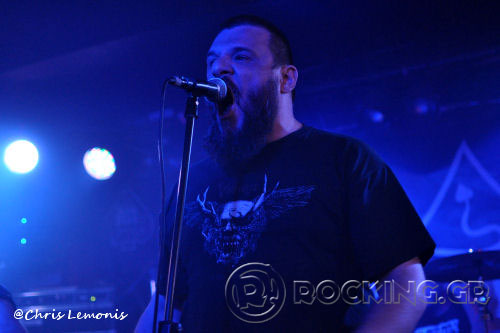 DreamLongDead, Athens, Greece, 10/05/15