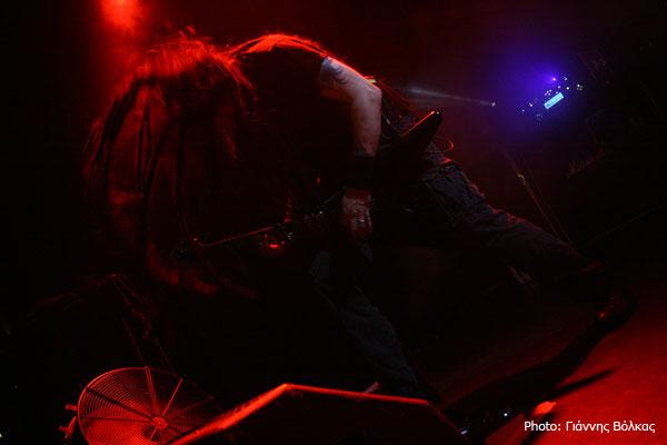 Paradise Lost, Thessaloniki, Greece, 21/11/15