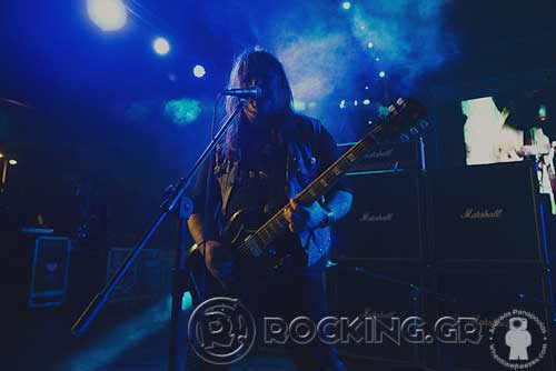 Electric Wizard, Athens, Greece, 06/06/15