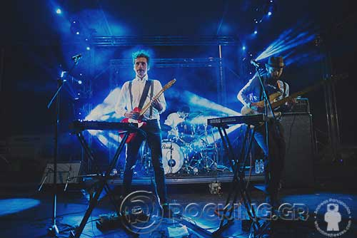 Whomadewho, Athens, Greece, 06/06/15