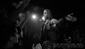 Primordial, Battleroar, Mahakala @ An Club, 13/03/15
