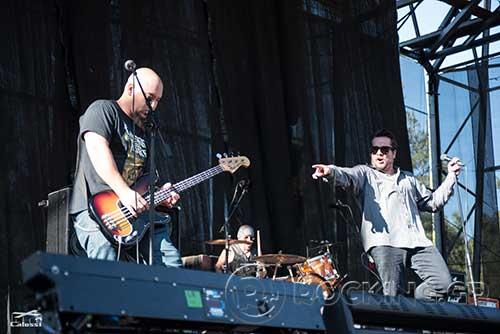 John Garcia @ Rockwave Festival, Athens, Greece, 04/07/15