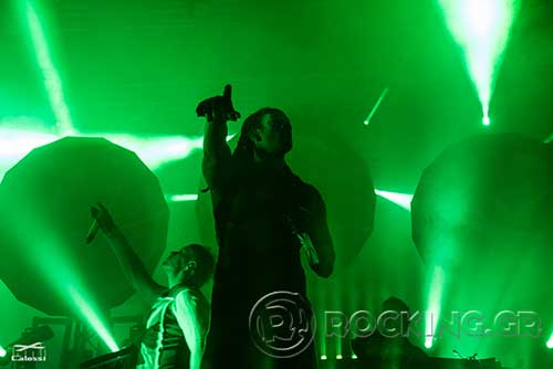 The Prodigy @ Rockwave Festival, Athens, Greece, 04/07/15