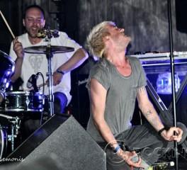 Raketkanon, One Leg Mary @ Death Disco, 09/05/15