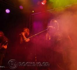 A Night For The Ramones: Brain Drain, Panx Romana, Mr Highway Band, Semen Of The Sun κ.ά. @ Κύτταρο, 17/01/15