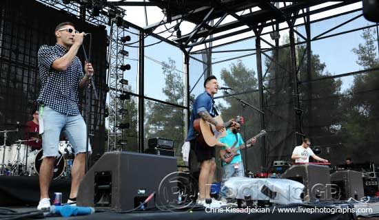 Inconsistencies @ Rockwave Festival, Athens, Greece, 20/06/15