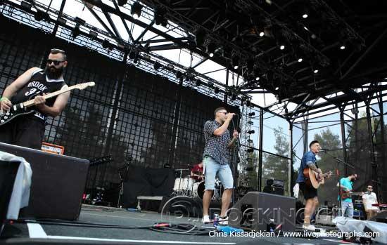Inconsistencies @ Rockwave Festival, Athens, Greece, 20/06/15