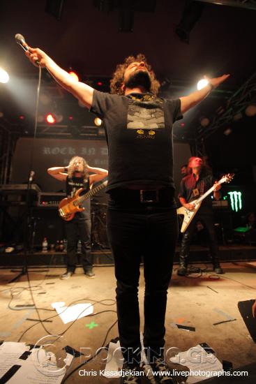 Rock 'N' Roll Children, Athens, Greece, 16/05/15