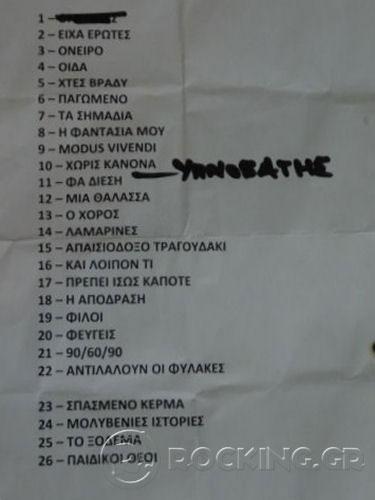 Ντίνος Σαδίκης, Athens, Greece, 07/03/15