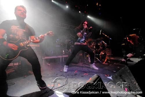 Sacral Rage, Athens, Greece, 21/03/15