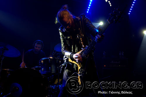 Solstafir, Thessaloniki, Greece, 18/02/15
