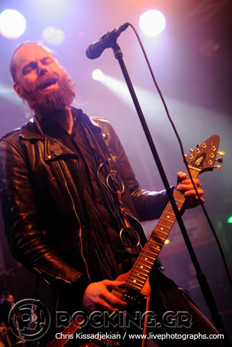 Solstafir, Athens, Greece, 17/02/15