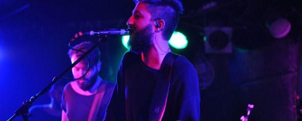 Sonic Jesus, Monovine, Cyanna Mercury @ An Club, 23/04/15