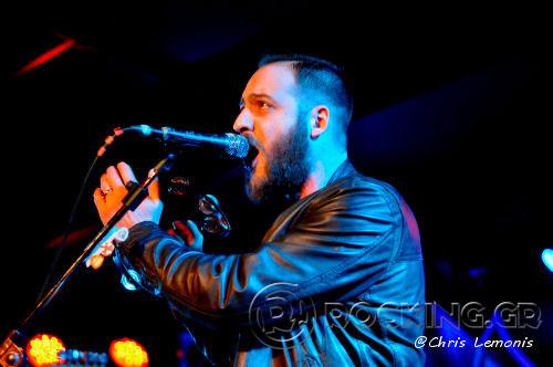 Cyanna Mercury, Athens, Greece, 23/04/15
