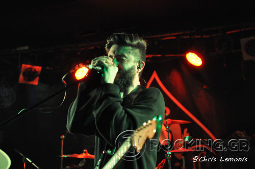 Sonic Jesus, Athens, Greece, 23/04/15