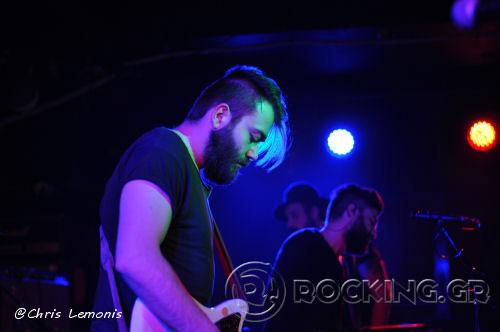 Sonic Jesus, Athens, Greece, 23/04/15