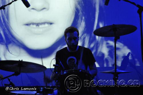 Spectres, Athens, Greece, 04/04/15