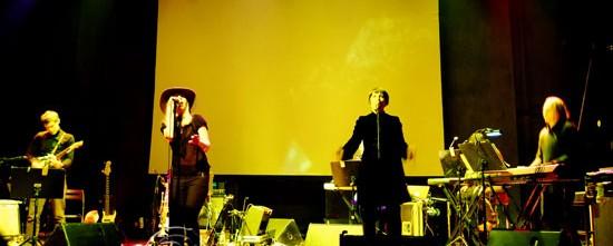 Saint Etienne @ Fuzz Club, 07/02/15