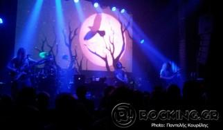 Steven Wilson @ Ottakringer Brauerei (Βιέννη), 04/04/15