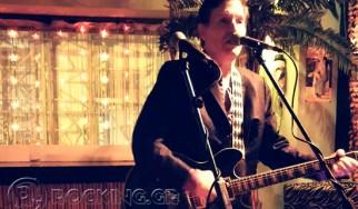 Steve Wynn, Κωνσταντίνος Κύρτσης @ Tiki Bar, 16/03/15